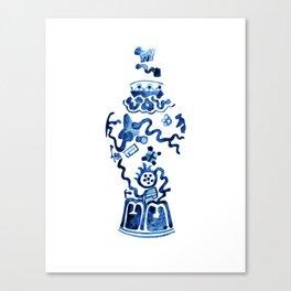 Ginger Jar III Canvas Print