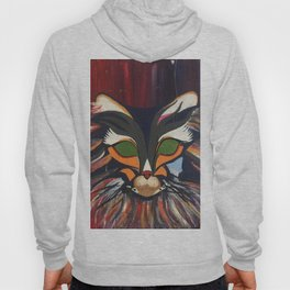 RAINBOW KITTY Hoody