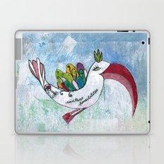 Bird of Possibility Laptop & iPad Skin