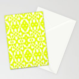 Chartreuse Citrus Stationery Cards