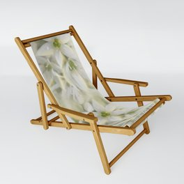 The Magic of Flowers Sling Chair