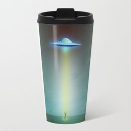 Alien Abduction Travel Mug