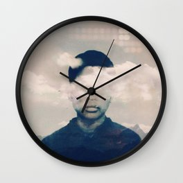 faced. Wall Clock