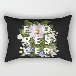 Florescer Rectangular Pillow