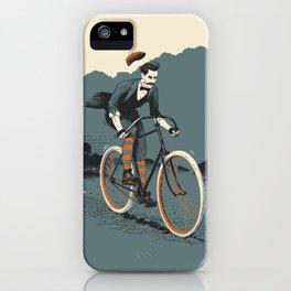 Chapeau! iPhone Case