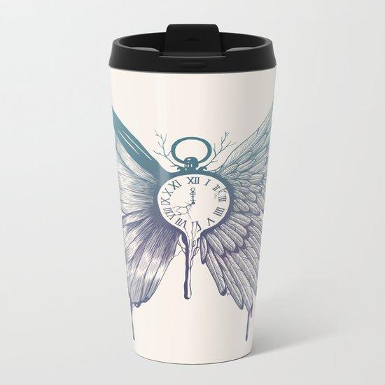 Metamorph  Metal Travel Mug