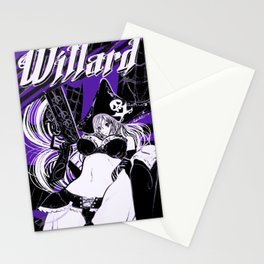 WILLARD The Pirate Queen Stationery Cards