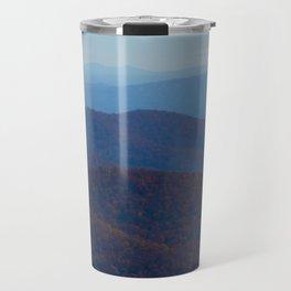 The Blue Ridge Parkway Mountains NC #2, Fine Art Landscape Photography Travel Mug