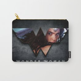 Wonder . Woman Carry-All Pouch