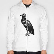 x-ray vulture Hoody