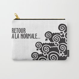 Retour à la normale Carry-All Pouch