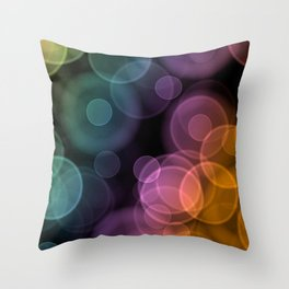 Soft Focus Throw Pillow