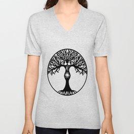 Goddess Tree Unisex V-Neck