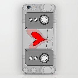 Music Lover iPhone Skin