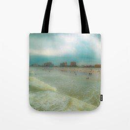 Jax Beach 2 Tote Bag