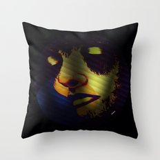 She Once Was 2 Throw Pillow