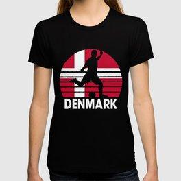 Denmark Soccer Football DNK T-shirt