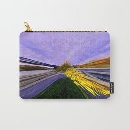 Abstracting Autumn Carry-All Pouch