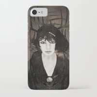 melissa smith iPhone & iPod Cases featuring Melissa by Viviana Gonzalez