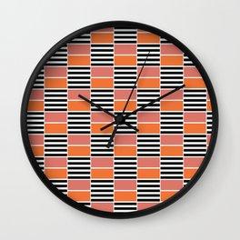 Mid century moderna Wall Clock
