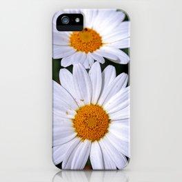 Marguerites - Flowerpower iPhone Case