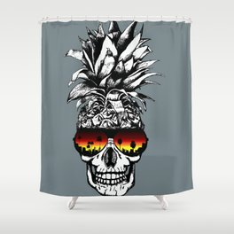 Vacay or Die Shower Curtain