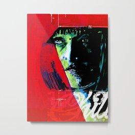 HoodooChile Metal Print