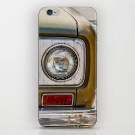 Vintage International iPhone Skin