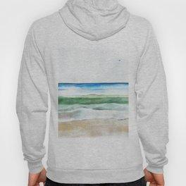 Ocean Watercolor Hoody