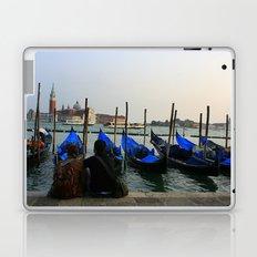 Gondola Parking Laptop & iPad Skin