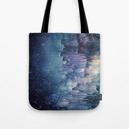 Iced Galaxy Tote Bag