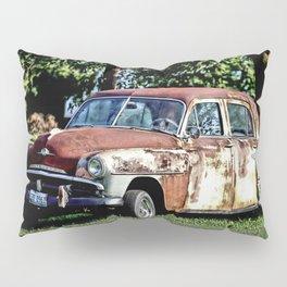 1952 Plymouth Cranbrook Seen Better Days Pillow Sham