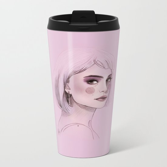 CLOSER Metal Travel Mug