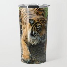 Crouching Tiger Travel Mug