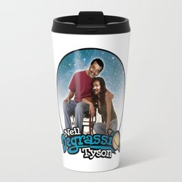Neil Degrassi Tyson (Sphere) Travel Mug