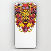 pilot iPhone & iPod Skins featuring Pilot by Tshirt-Factory
