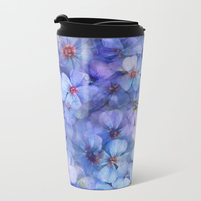 Spring is in the Air 5 Metal Travel Mug