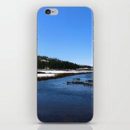 Snake River In June 2017 iPhone Skin