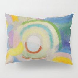 "Robert Delaunay ""Colored Discs"" Pillow Sham"