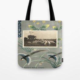 Vintage poster - Manchukuo Tote Bag