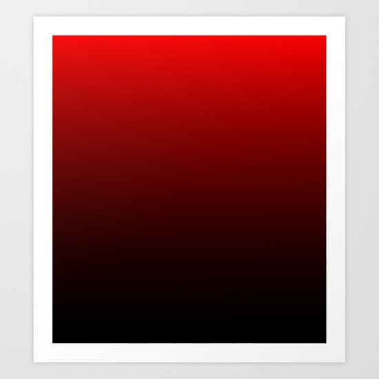 Red and Black Gradient by colorpopdesign