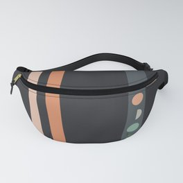 peach moon of summer Fanny Pack