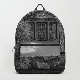 Chatsworth country house Backpack