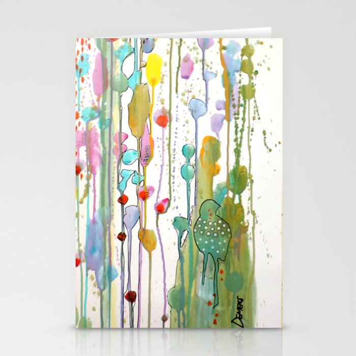 te reconnaître Stationery Cards