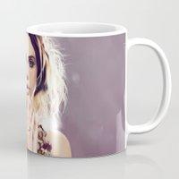 lana Mugs featuring Lana by MartaDeWinter