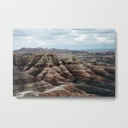 Hell, with the Fires Out Metal Print
