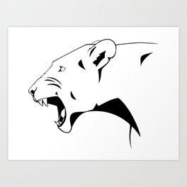 Power of the Pride Art Print
