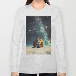 I'll Take you to the Stars for a second Date Long Sleeve T-shirt