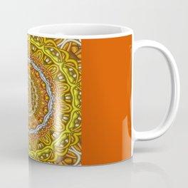 mandalas on duffle bags -5- Coffee Mug