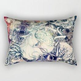 Second Mix Rectangular Pillow